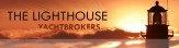 YH007 The Lighthouse Yachtbrokers logo frontpage
