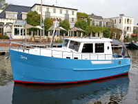 YH003 Yachtcharter Turfskip 8